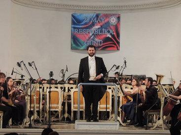"""Молодые виртуозы """"Baku Simfonietta"""" показали, на что способны - РЕПОРТАЖ - ФОТО"""