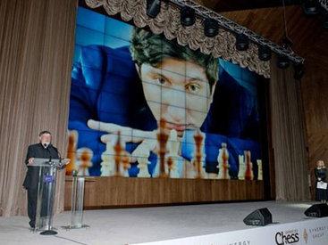 "В Шамкире представлен фильм ""Улыбка Вугара Гашимова"" - ВИДЕО"