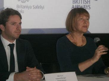 В Баку проходит первый Британский кинофестиваль - ФОТО