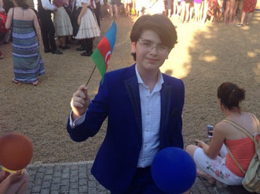 Юный азербайджанец удостоен золотой медали в Венгрии - ФОТО