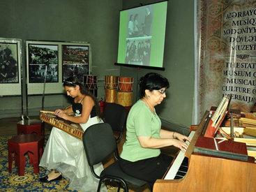 Наше национальное богатство - праздник музыки в Баку - ФОТО