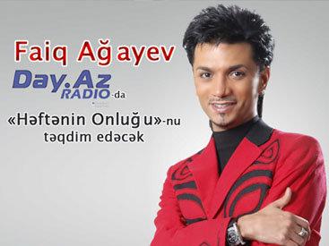 Народный артист Фаик Агаев представляет хит-парад на Day.Az Radio.
