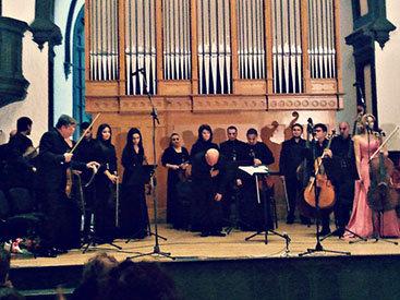 Под музыку Вивальди: волшебный вечер в Баку – РЕПОРТАЖ – ФОТО