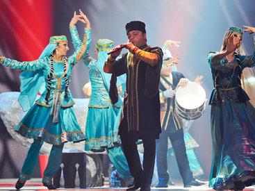 Узбекские СМИ об азербайджанском народном танце - ФОТО