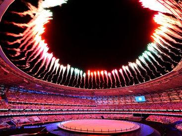 Британская компания выиграла Международную премию за Евроигры в Баку