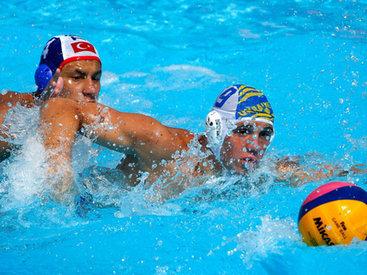 Евроигры в Баку: завершились матчи по водному поло - ОБНОВЛЕНО - ФОТО
