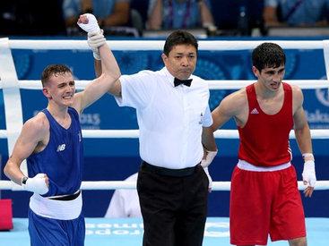 Ирландский боксер: На Евроиграх все фантастическое