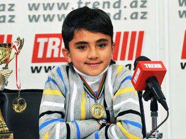 Восьмилетний чемпион мира по шахматам Абдулла Гадимбейли рассказал о своем стиле игры, сложностях на соревновниях и дальнейших планах