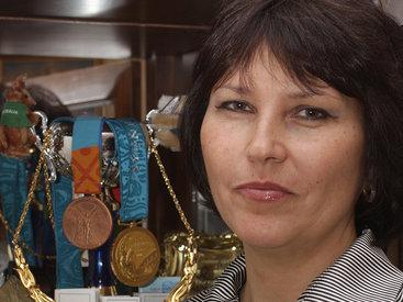 """Земфира Мефтахетдинова: """"Стреляла из этого оружия только я!"""" - ИНТЕРВЬЮ"""