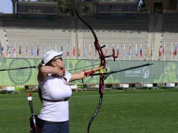 Евроигры в Баку: лучники разыграли медали Евроигр - ОБНОВЛЕНО