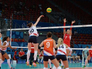Волейбол на Евроиграх: прошли очередные матчи, медали еще ближе - ОБНОВЛЕНО - ФОТО