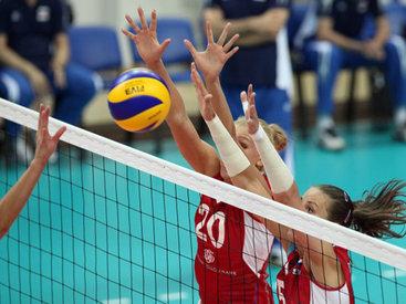 Евроигры в Баку: завершился волейбольный матч среди женщин - ОБНОВЛЕНО