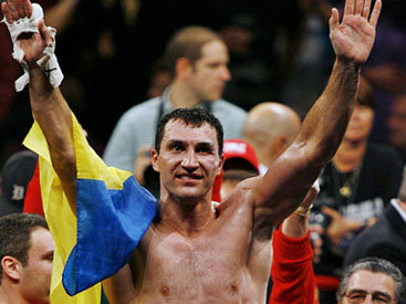 Владимира Кличко обязали к бою с австралийским боксером