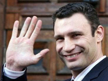 Виталий Кличко выставил ультиматум правительству Украины