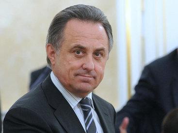 Мутко: Нужно благодарить Азербайджан за высочайший уровень Евроигр