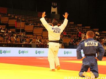 Как азербайджанские дзюдоисты стали чемпионами мира - ФОТО