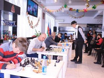 В Баку состоялся шахматный турнир - ФОТО