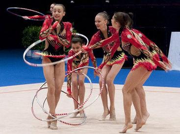 Азербайджанские гимнастки продолжат борьбу за олимпийские лицензии