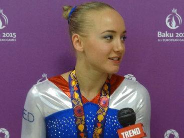 Нидерландская гимнастка: Европейские игры - грандиозные соревнования