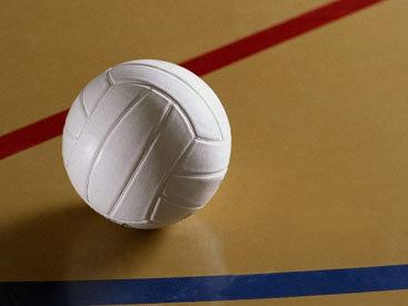 Сборная Азербайджана по волейболу продолжает подготовку к ЕВРО в Баку