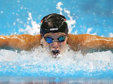 Плавание на Евроиграх: спортсмены разыграли комплекты медалей - ОБНОВЛЕНО - ФОТО