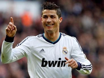 Роналду признан самым ценным игроком чемпионата Испании