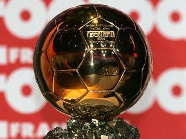 Объявлена первая пятерка номинантов на «Золотой мяч»