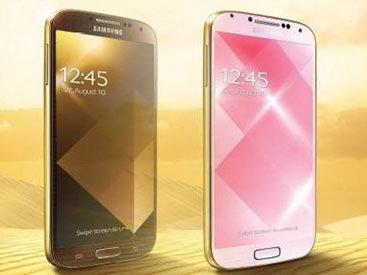 Samsung выпустит Galaxy Note 3 в золотом отливе