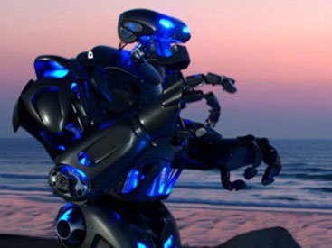 В Баку продемонстрируют робота Титана - ФОТО