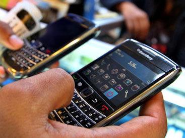 Blackberry выпустит новый смартфон