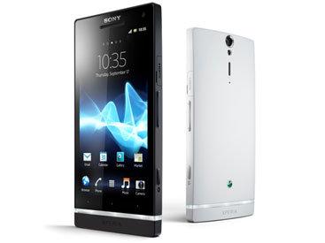 Представлен первый смартфон под брендом Sony - ФОТО