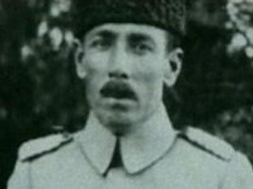 В Баку увековечена память турецкого командующего Нури Паши