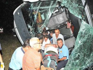 На Кубе перевернулся автобус со спортсменами, есть раненые