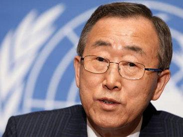"""Генсек ООН считает нужным участие Ирана на """"Женеве-2"""""""