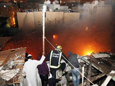 В Бахрейне обрушилось горящее здание: есть жертвы - ОБНОВЛЕНО - ВИДЕО - ФОТО