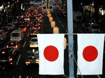 45-километровая пробка в Японии