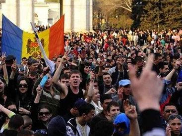 В Кишиневе не стихают митинги