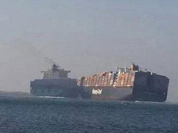 В Китае столкнулись грузовые суда, есть жертвы