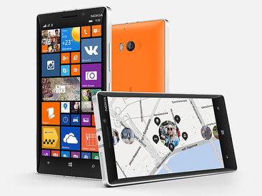 Microsoft готовится представить первый смартфон Lumia