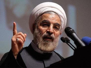 """Хасан Рухани: """"Иран не откажется от ядерных прав"""""""