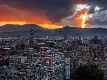 Под бомбардировку в Йемене попал президентский дворец
