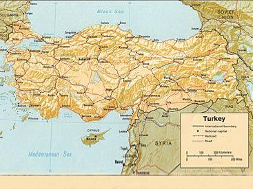 Турция завершила военную операцию на севере Ирака