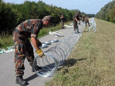 Венгрия объявила мобилизацию из-за мигрантов
