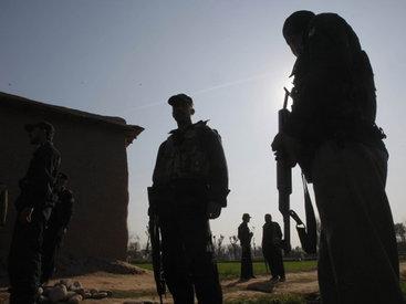 Талибы сдались властям