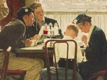 Картину Нормана Роквелла продали за рекордные $46 млн