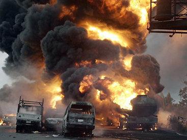 Боевики подорвали автобус с турецкими военнослужащими