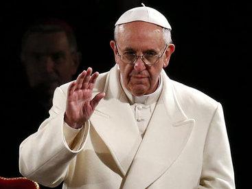 Папа Римский встретился с Фиделем и Раулем Кастро