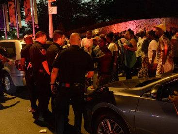 Во время фестиваля в Бруклине открыли огонь по подросткам - ОБНОВЛЕНО - ФОТО