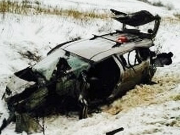 Под Пензой в автокатастрофе разбилась команда КВН - ФОТО
