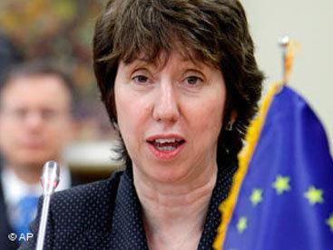 ЕС выполнит все пункты Женевского соглашения по Ирану